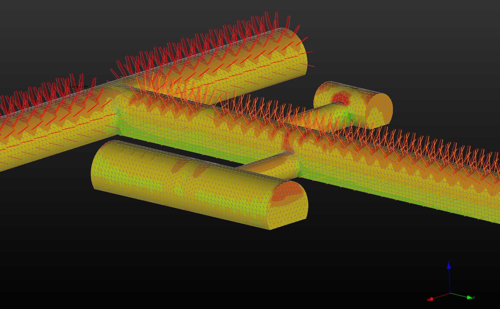 Phần mềm tính toán thiết kế hầm CESAR-LCPC (C-Tunnel)